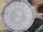 铸铁井盖圆形700mm